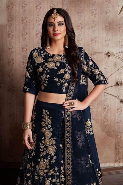 Lehenga Indian Bridal Heavy Silk 359b 359g