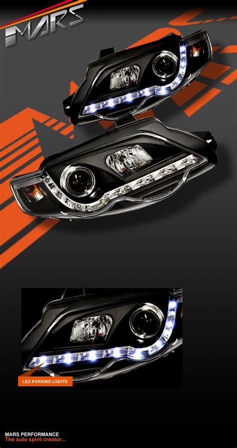 fg ford falcon xr6 lights head fpv led ute drl xr8 series colours xr sedan sn headlight lh mars performance