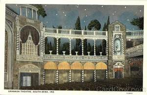 Granada Theatre in South Bend, IN - Cinema Treasures