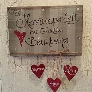 Türschild Familie Holz : t rschilder kido shop diy und selbermachen pinterest ~ Lizthompson.info Haus und Dekorationen