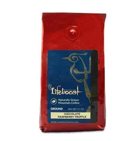 When it comes to lifeboost coffee are from the mountains in nicaragua and they use only the highest quality arabica beans in the world. Lifeboost Coffee Fair Trade Organic Chocolate Raspberry ...