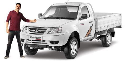 Gambar Mobil Tata Xenon by Tata Motors Launches New Tata Xenon Yodha Up At Rs 6
