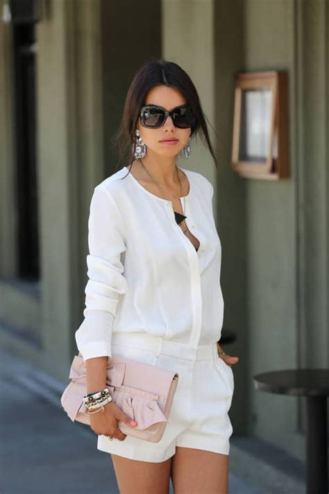 All White Outfit Ideas u2013 Day u0026 Night Summer Style Must Have 2018 | FashionGum.com