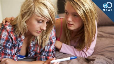 Did Teen Mom Prevent 20 000 Teen Pregnancies Youtube