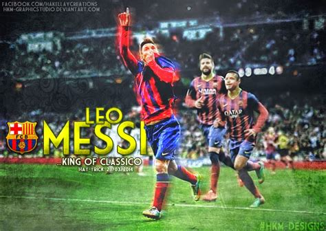 Lionel Messi: King Of Spain
