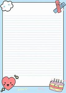 cute paper 3 by muddy mudkip on deviantart With cute letter writing paper