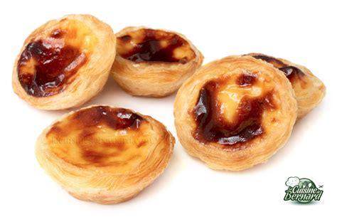 les dessert de bernard la recette des past 233 is de nata irr 233 sistibles petits flans portugais 171 nancybuzz