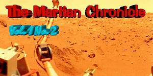 """""""The Martian Chronicle"""""""