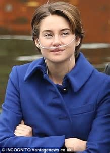 Shailene Woodley and Ansel Elgort go from siblings to