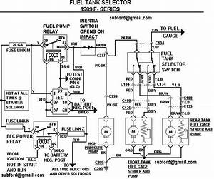 1993 Ford F 150 Fuel Pump Wiring Diagram