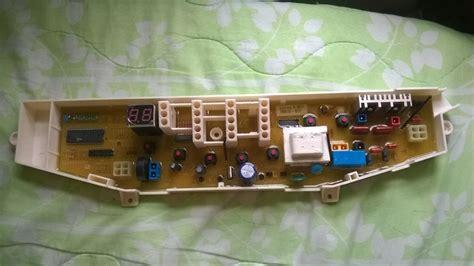 tarjeta electronica lavadora samsung bs 0 01 en mercado