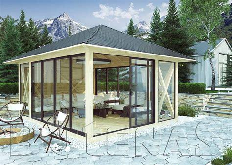 Garten Pavillon Holz by Holz Gartenpavillon Pavillon Aus Selber Bauen Bauanleitung