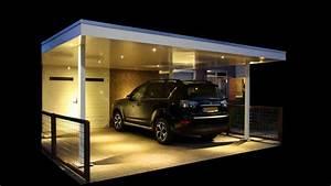 Carport  Carport Lights