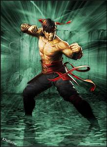 Prelude: Ryu vs Liu Kang by MadnessAbe on DeviantArt