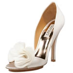beautiful wedding shoes bridal and simply the most beautiful wedding shoes badgley mischka 39 s randall