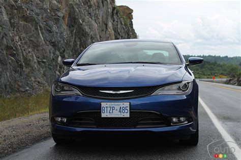 200 Chrysler 2015 Review by 2015 Chrysler 200 S Review Editor S Review Car Reviews