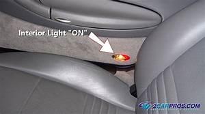 2017 Jeep Grand Cherokee Interior Lights Wont Turn Off