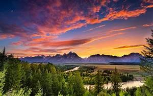 Visit Grand Teton National Park In Wyoming