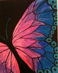 easy acrylic painting ideas | Pin it Like Image | Art ...