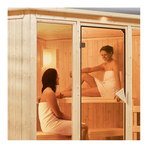 sauna and play eclairage de sauna premium play karibu