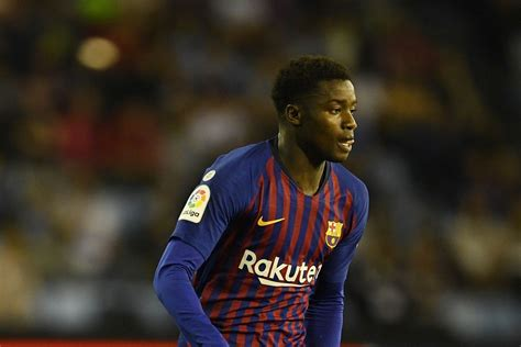 moussa wague destined    forgotten man  barcelona barca blaugranes