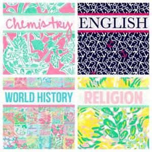 Cute Binder Cover Designs