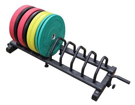 cff horizontal olympic bumper plate rack  wheels cff strength equipment cff fit