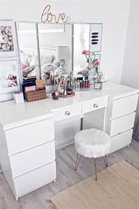 52, Cool, Bedroom, Makeup, Desk, Design, Ideas, For, You