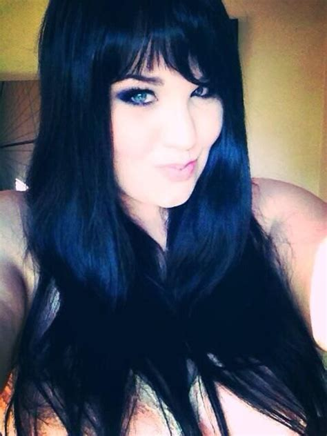 1000 Images About Blue Black Hair On Pinterest My Hair