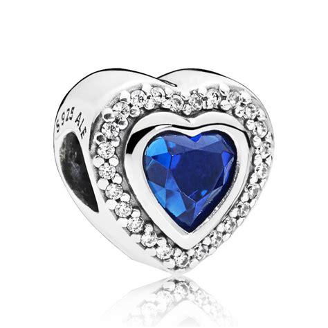 Pandora Sparkling Love CZ & Crystal Charm - 797608NANB ...