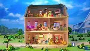 das romantische puppenhaus von playmobil deutsch youtube With französischer balkon mit playmobil sonnenschirm