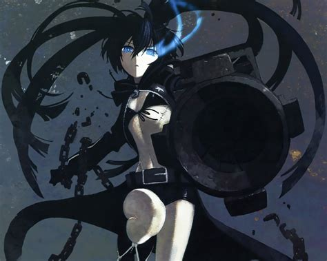 Black Rock Shooter Anime Wallpaper - black rock shooter 4k ultra hd wallpaper background