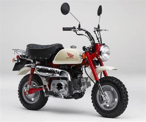 Classic Honda Monkey by Honda Monkey Motorcycle