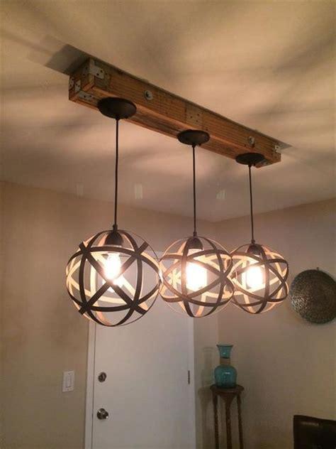 diy kitchen lighting fixtures 30 modelos de lumin 225 rias para voc 234 se inspirar e fazer a sua 6853