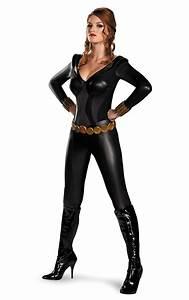 Adult Black Widow Woman Super Hero Costume | $62.99 | The ...