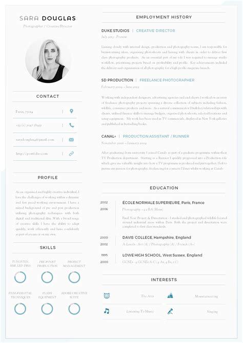 modern resume templates guru