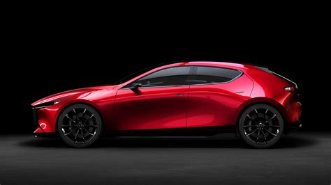 The Mazda Kai Concept Is A Stunning 5-door Hatch To
