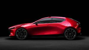 Mazda Kai Concept : the mazda kai concept is a stunning 5 door hatch to inspire the new mazda3 ~ Medecine-chirurgie-esthetiques.com Avis de Voitures
