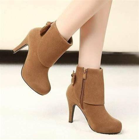 Sepatu Boots Cewek Cantik Terbaru model sepatu boots wanita korea id