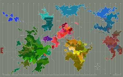map equestria    darkdoomer  deviantart