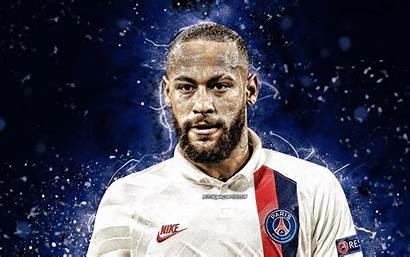 Neymar 4k Psg Jr Junior Paris Santos