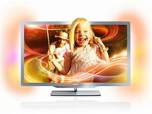 3d Fernseher Mit Polarisationsbrille : philips 32pfl7606k 32 zoll fernseher mit 3d funktion audio video foto bild ~ Michelbontemps.com Haus und Dekorationen