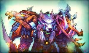 WoW Elemental Shaman Orc