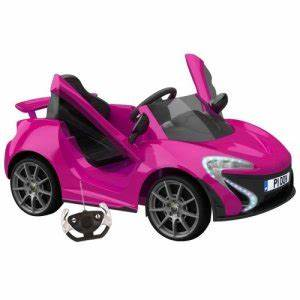 12v Pink Girls Neon Lights Supercar with Remote £179 95