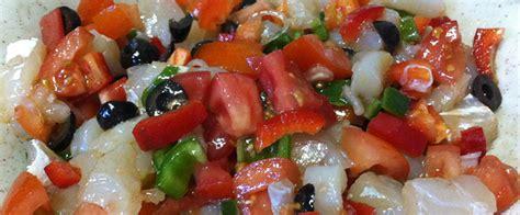 cuisiner de la morue salade de morue à la catalane facile à cuisiner