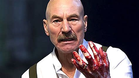 patrick stewart upcoming performances jeremy saulnier s green room brings on the red in latest