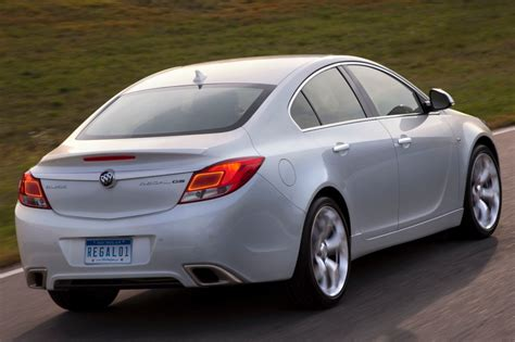 2013 Buick Regal Gs For Sale by Used 2013 Buick Regal Gs Pricing For Sale Edmunds