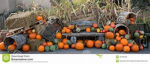 pumpkin fall halloween decoration stock photo image With decoration d halloween exterieur
