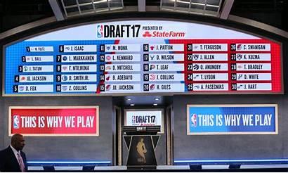 Draft Nba Round Basketball Board Pick Picks