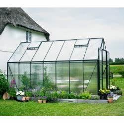 Serre En Polycarbonate Ou En Verre : serre de jardin halls en verre ou polycarbonate ma ~ Premium-room.com Idées de Décoration